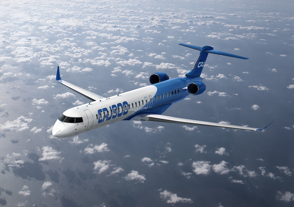 Mitsubishi adquire filial de aeronaves regionais da Bombardier