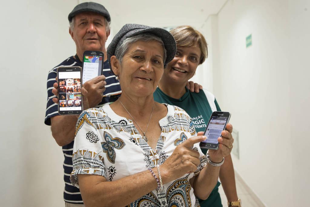 Prova de vida de aposentados pode ser feita por celular