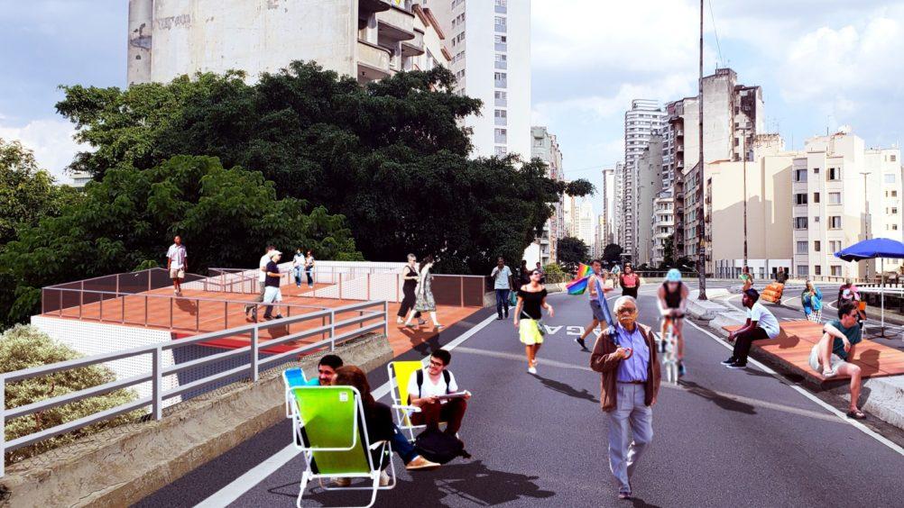 Por decisão judicial, segue criação do Parque Minhocão